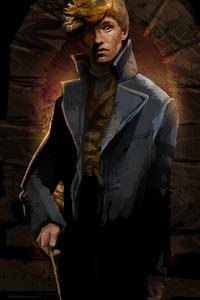 Eddie Redmayne In Fantastic Beasts The Crimes Of Grindlewald Art