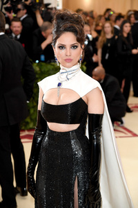 Eiza Gonzalez At Met Gala 2018