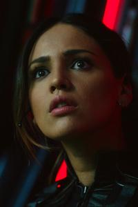 Eiza Gonzalez In Godzilla Vs Kong 2021