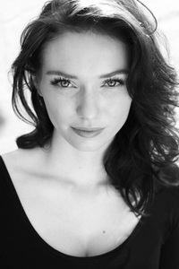 Eleanor Tomlinson Monochrome