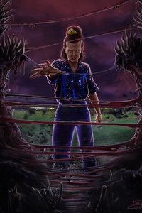 480x854 Eleven Stranger Things
