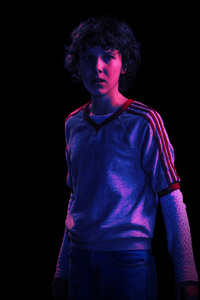 1125x2436 Eleven Stranger Things Season 2