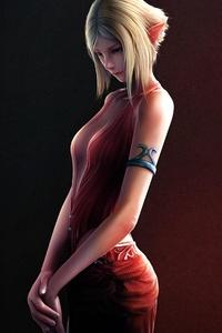 Elf 4k Fantasy Girl