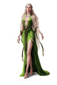 Elf Fantasy Girl