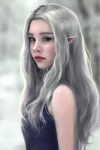 480x854 Elf Girl
