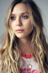 Elizabeth Olsen Closeup