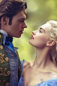 480x800 Ella And The Prince In Cinderella