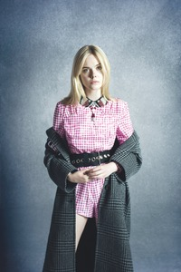Elle Fanning Paris Magazine Photoshoot 2018