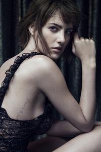 Elle Magazine Model