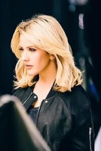 Ellie Goulding Backstage