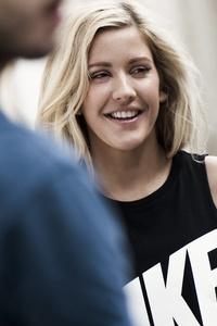 Ellie Goulding Cute Smile 5k