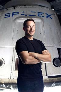 540x960 Elon Musk 4k