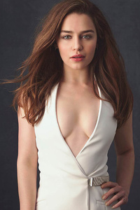 Emilia Clarke 2018 HD