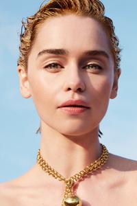 Emilia Clarke 2019 New