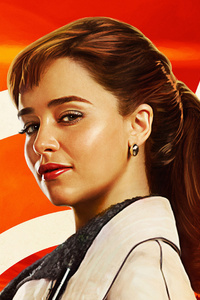 Emilia Clarke As Qira In Solo A Star Wars Story