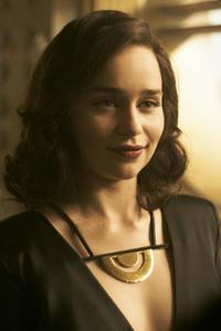 Emilia Clarke As Qira Solo A Star Wars Story Movie