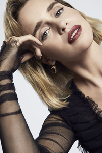 1080x1920 Emilia Clarke Dolce And Gabbana Photoshoot 2019