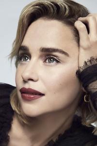 Emilia Clarke Dolce And Gabbana Photoshoot