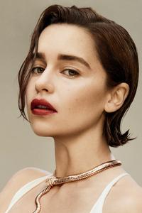 Emilia Clarke Flaunt Magazine Photoshoot 2019