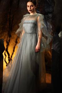Emilia Clarke Game Of Thrones Season 8 Portrait