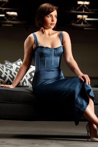 Emilia Clarke La Times 4k