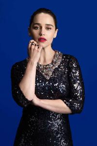 Emilia Clarke The Wrap Magazine Photoshoot