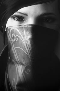 Emily Kaldwin Deep Eyes Dishonored 2 4k