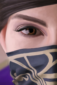 Emily Kaldwin Dishonored 2