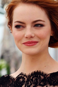 Emma Stone Cute Smile 5k