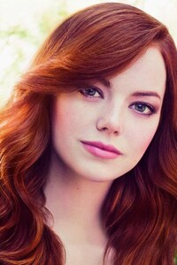 Emma Stone Red Hairs