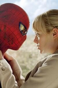 Emma Stone Spider Man