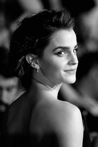 Emma Watson 2017 Monochrome