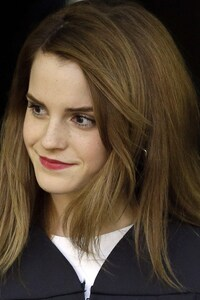 Emma Watson Blonde Girl