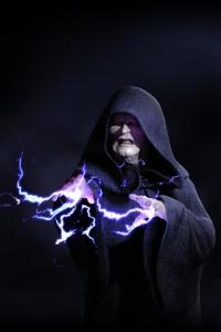 Emperor Palpatine Star Wars Battlefront 2