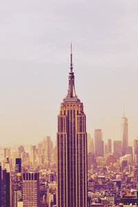 540x960 Empire State Building New York 5k