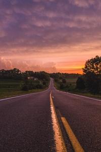 Empty Road 5k