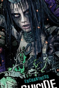 Enchantress In Suicide Squad