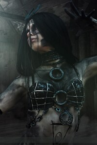 1080x2280 Enchantress Suicide Squad