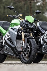 Energica Motorcycles