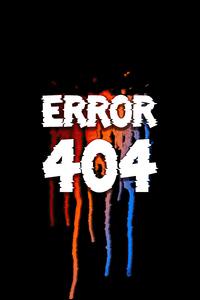 800x1280 Error 404 Page