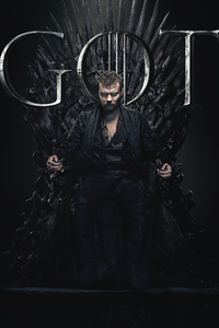 Euron Greyjoy Game Of Thrones Season 8 Poster