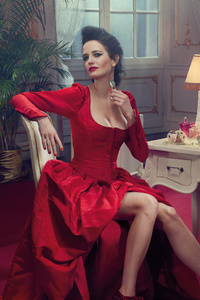 540x960 Eva Green Campari 5k