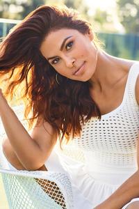 1440x2560 Eva Mendes Womens Health 2019 4k