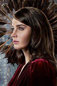 320x480 Eve Hewson As Maid Marian In Robin Hood Movie