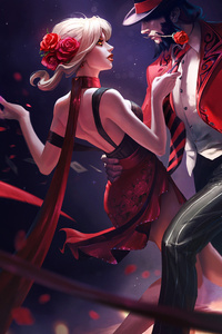 Evelynn And Twisted Fate League Of Legends