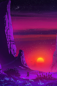 320x480 Evening Dreaming