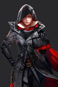 Evie Frye Assassins Creed Syndicate
