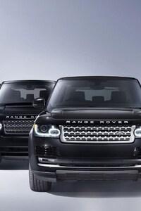 Evolution Of Range Rover