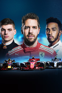 F1 2018 Game 10k