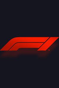 320x480 F1 Logo 8k